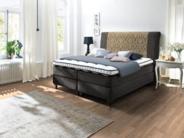 boxspringbett kunstleder hochwertige kunstleder boxspringbetten. Black Bedroom Furniture Sets. Home Design Ideas