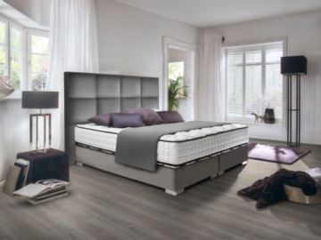 boxspringbett kunstleder hochwertige kunstleder. Black Bedroom Furniture Sets. Home Design Ideas